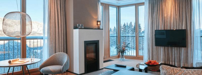 Kempinski Hotel Berchtesgaden Suite