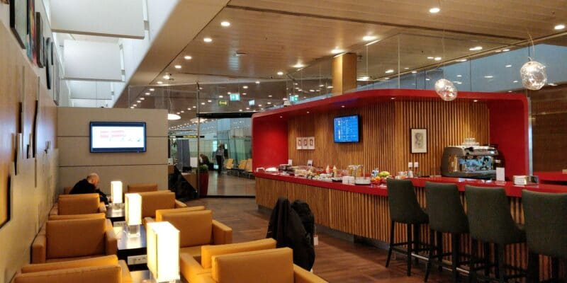 Primeclass Lounge Kopenhagen Layout 1