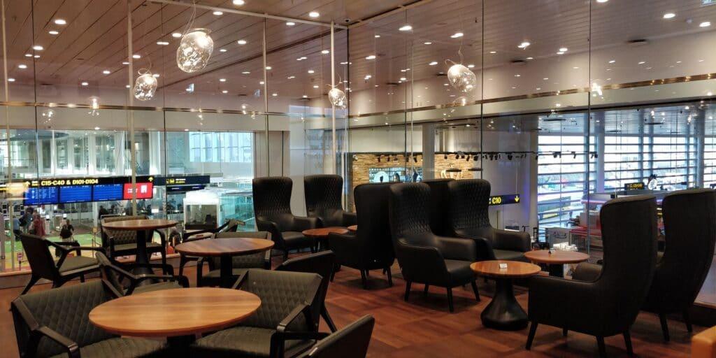 Primeclass Lounge Kopenhagen Layout 2