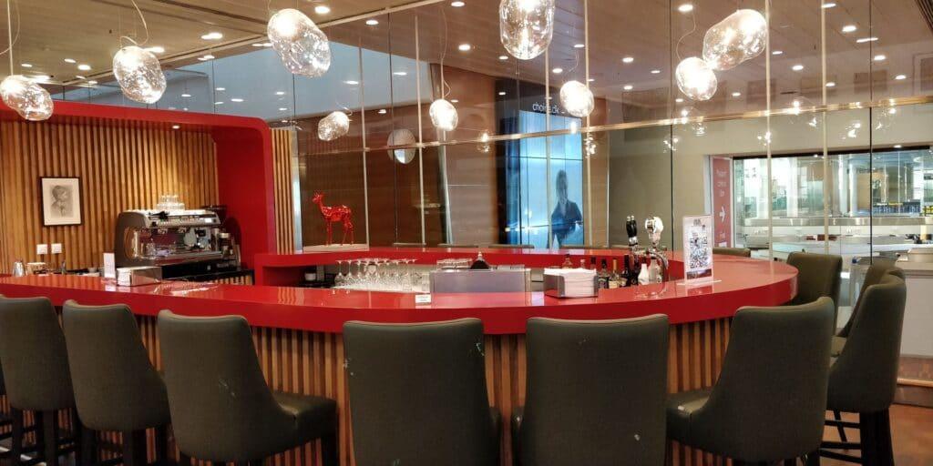 Primeclass Lounge Kopenhagen Layout 3