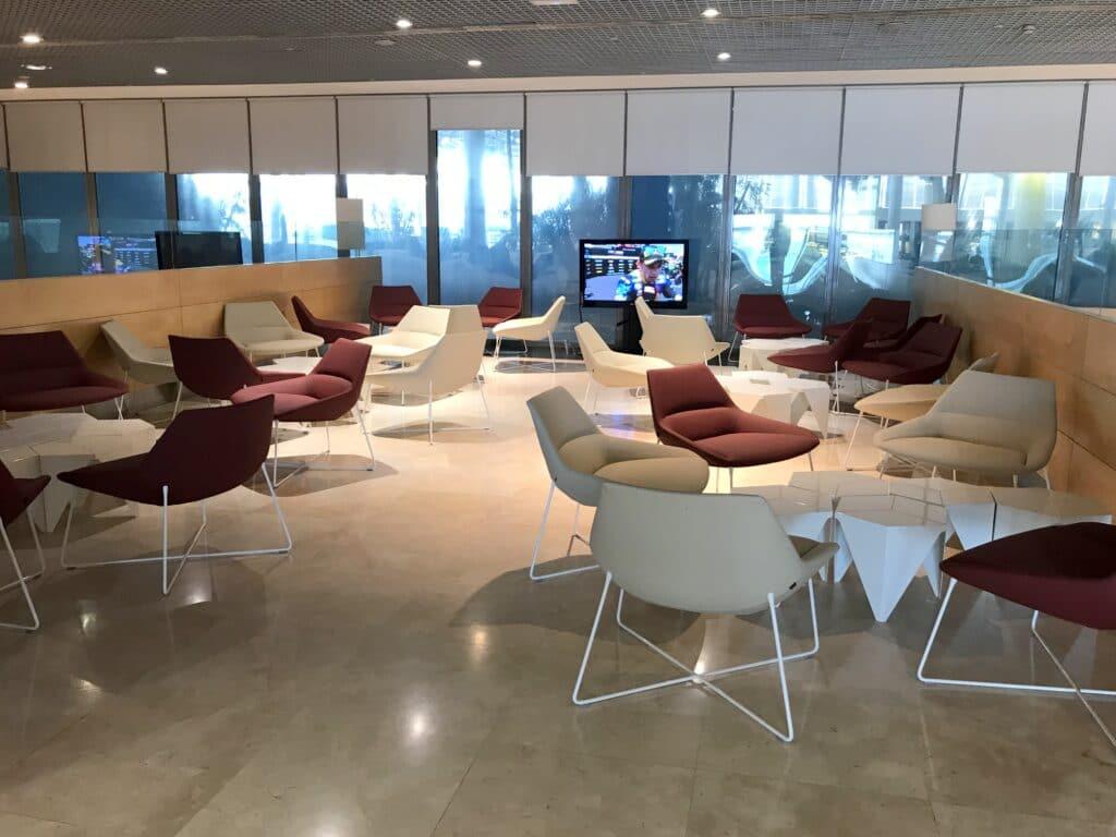 Sala VIP Lounge Malaga 4