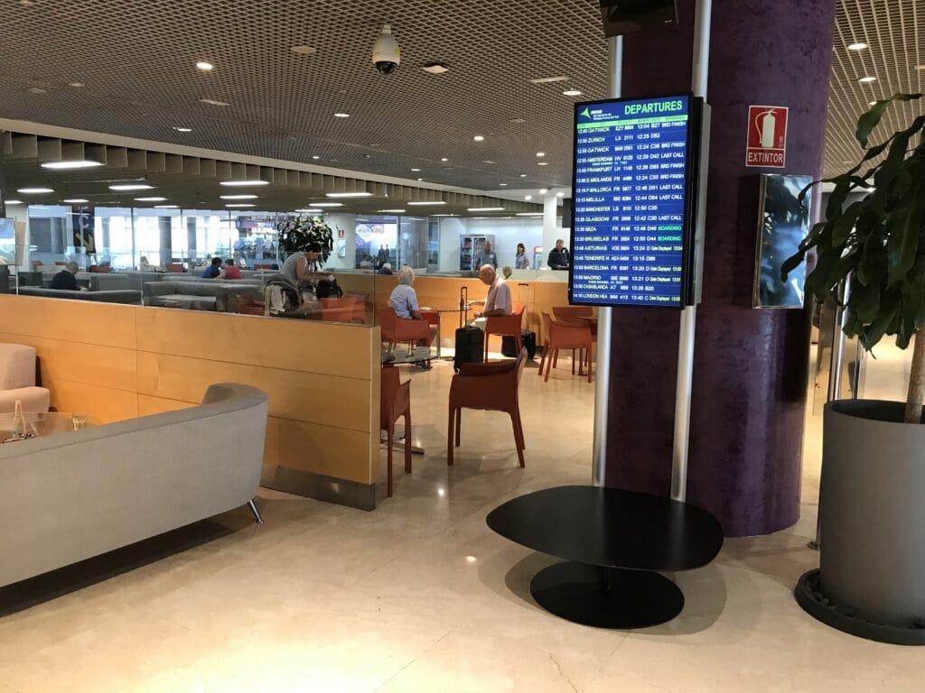Sala VIP Lounge Malaga 5