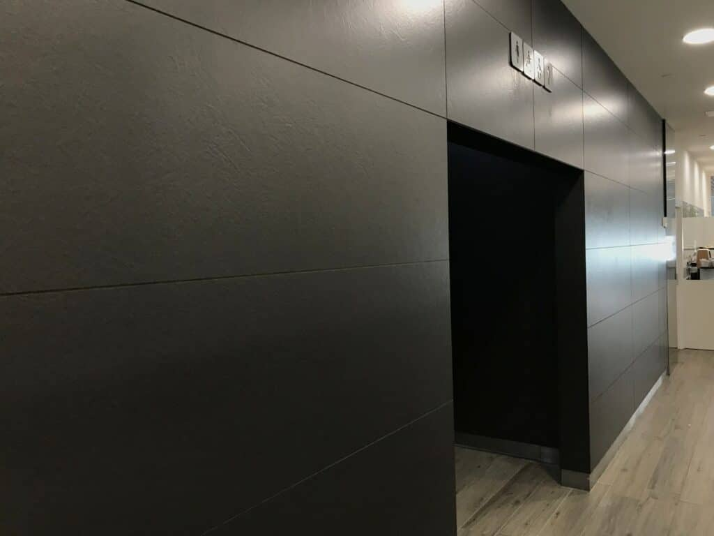 Sala VIP Lounge Malaga Toiletten