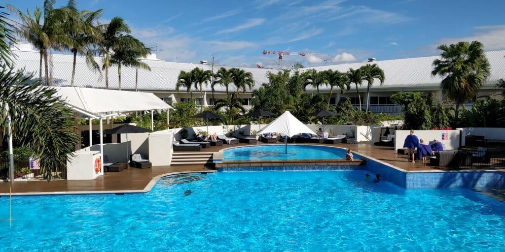 Shangri La The Marina Cairns Pool