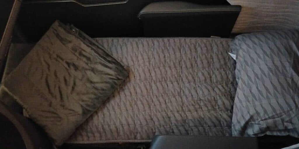 Turkish Airlines Business Class Boeing 787 Bett
