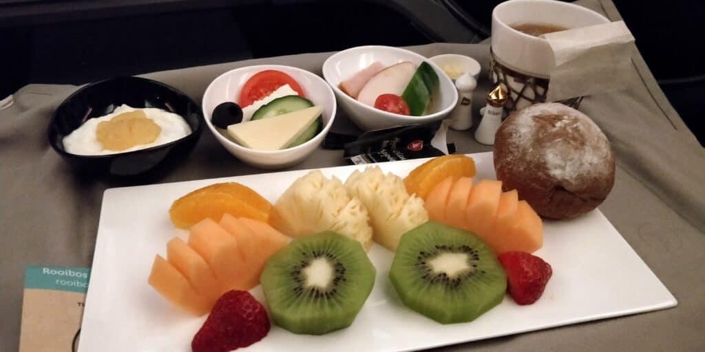 Turkish Airlines Business Class Boeing 787 Essen 3