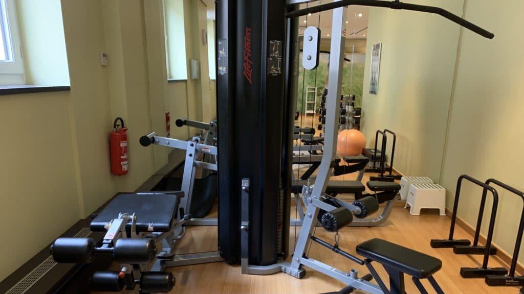 Westin Grand Berlin Fitness 2