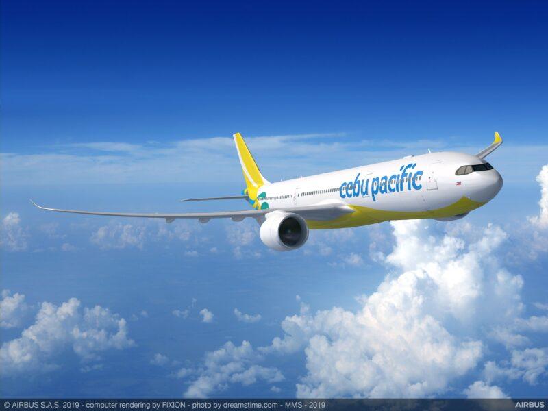 A330 900 Cebu Pacific