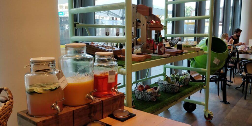Andaz Wien Frühstück 3