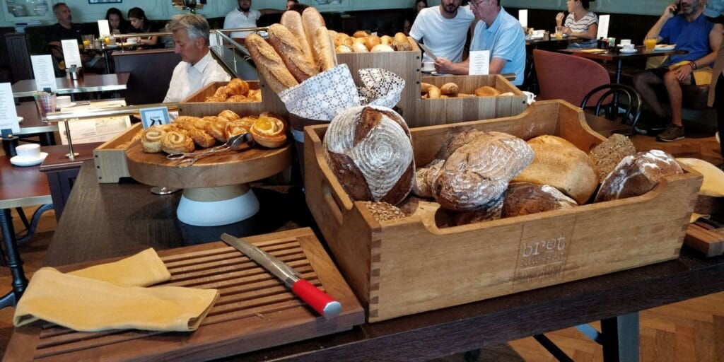 Andaz Wien Frühstück 5