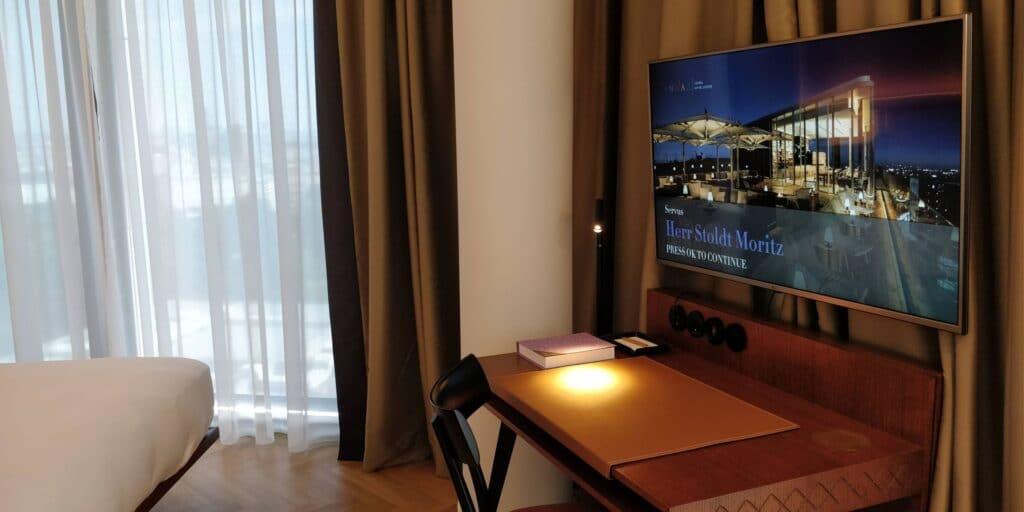 Andaz Wien Zimmer 2
