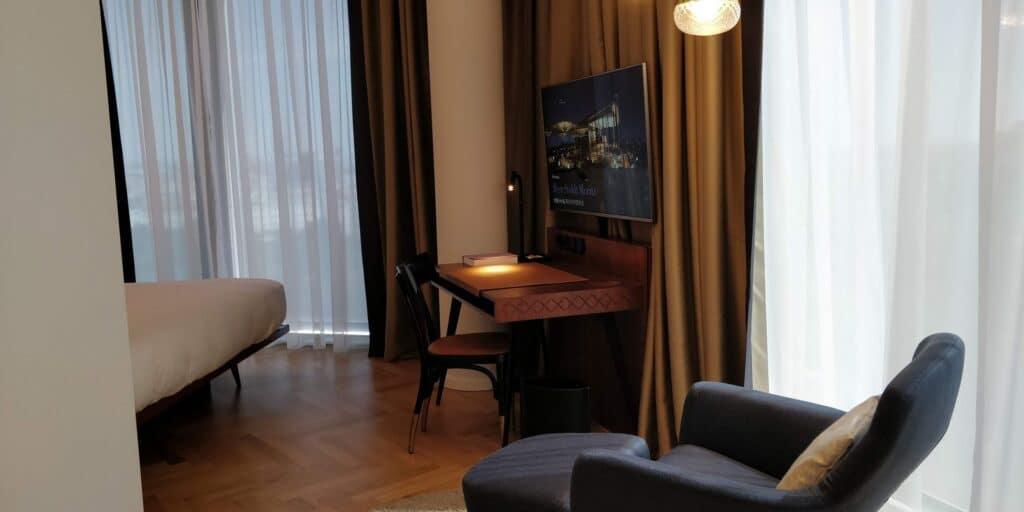Andaz Wien Zimmer 9