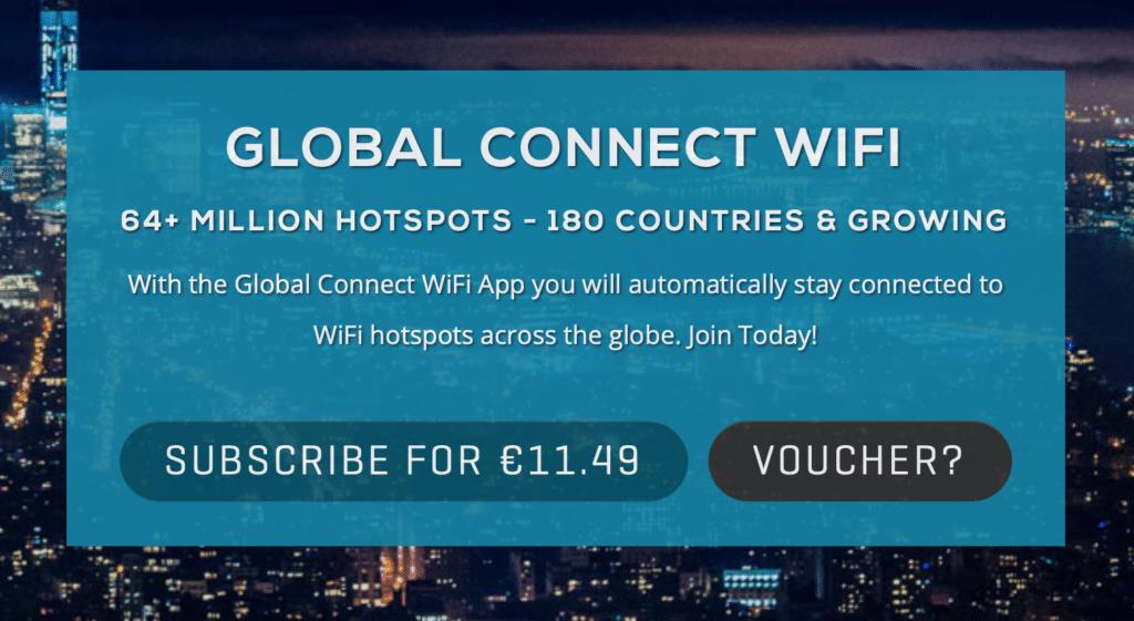 GlobalConnect WiFi