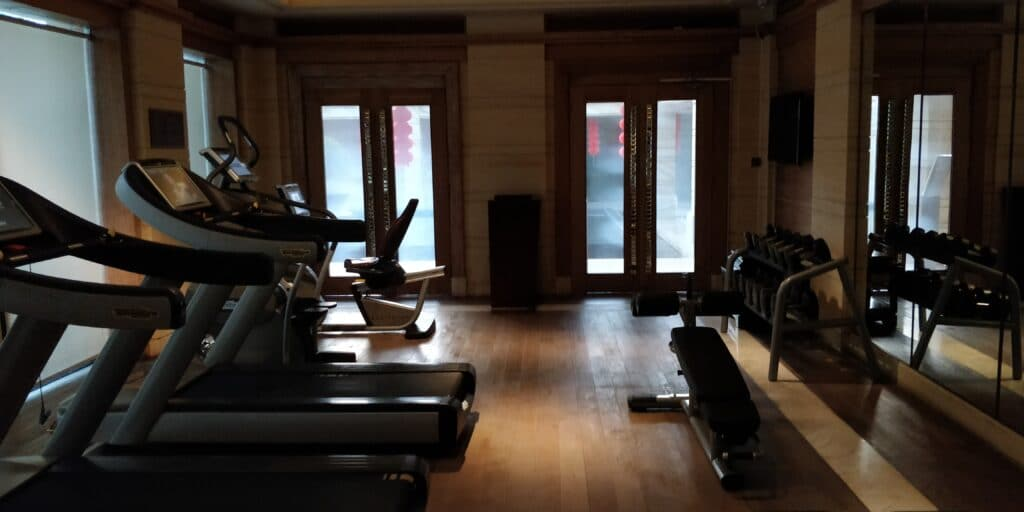 Conrad Sanya Fitness 2
