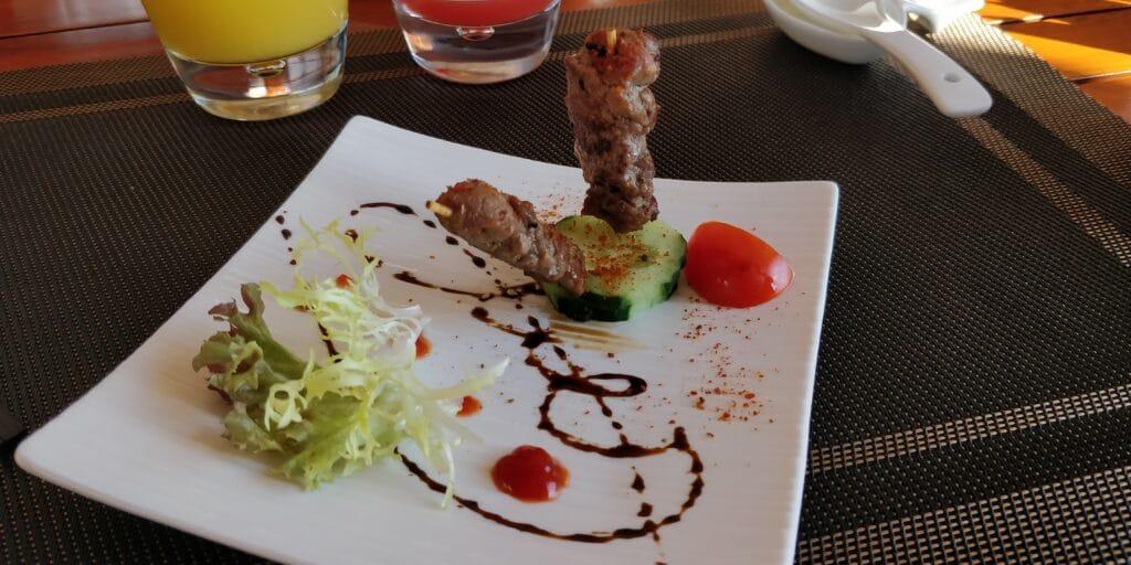 Conrad Sanya Frühstück 9
