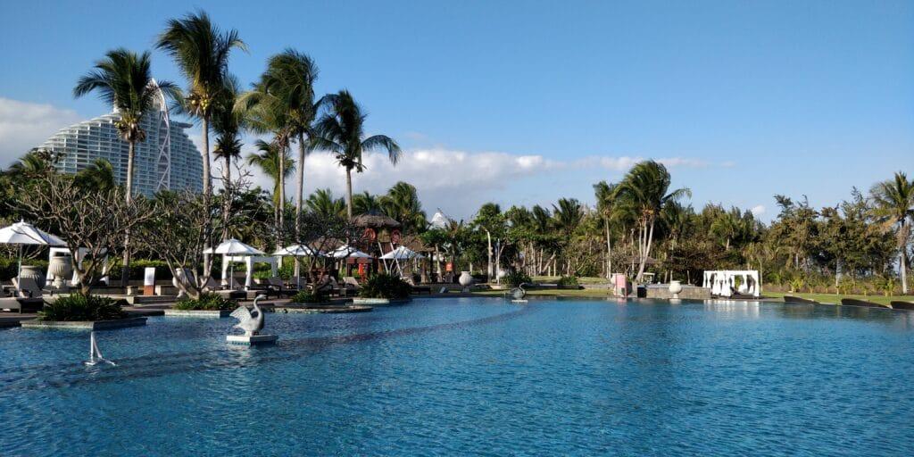 Conrad Sanya Pool 3