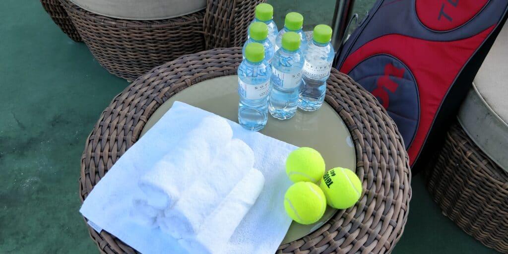 Conrad Sanya Tennis 2