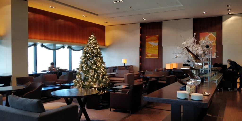 Conrad Seoul Executive Lounge