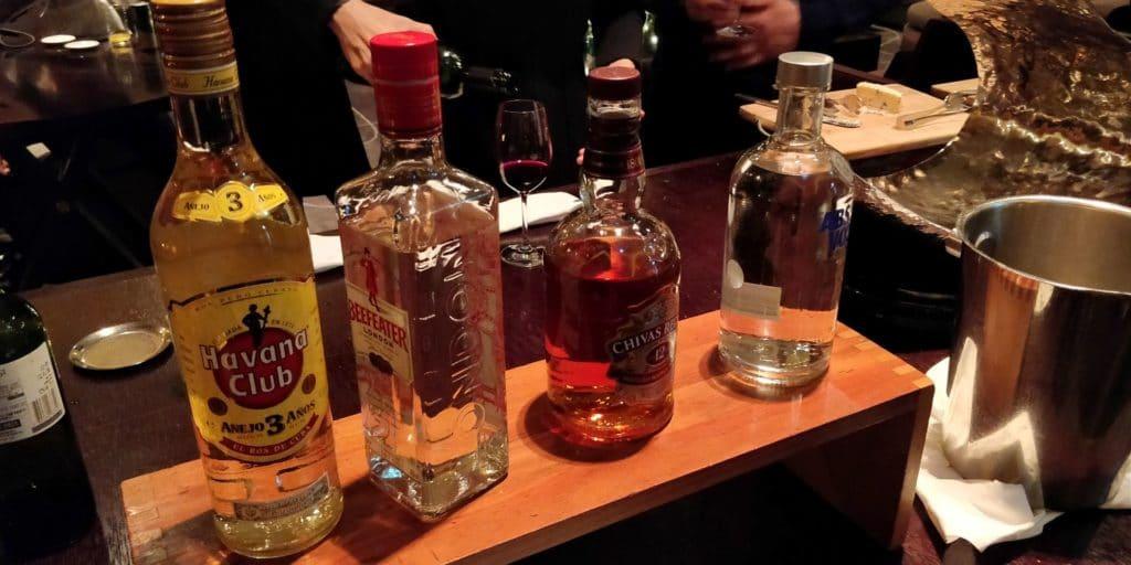 Conrad Seoul Executive Lounge Abendessen 7