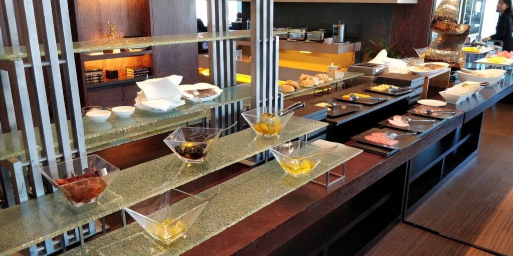 Conrad Seoul Executive Lounge Frühstück 5