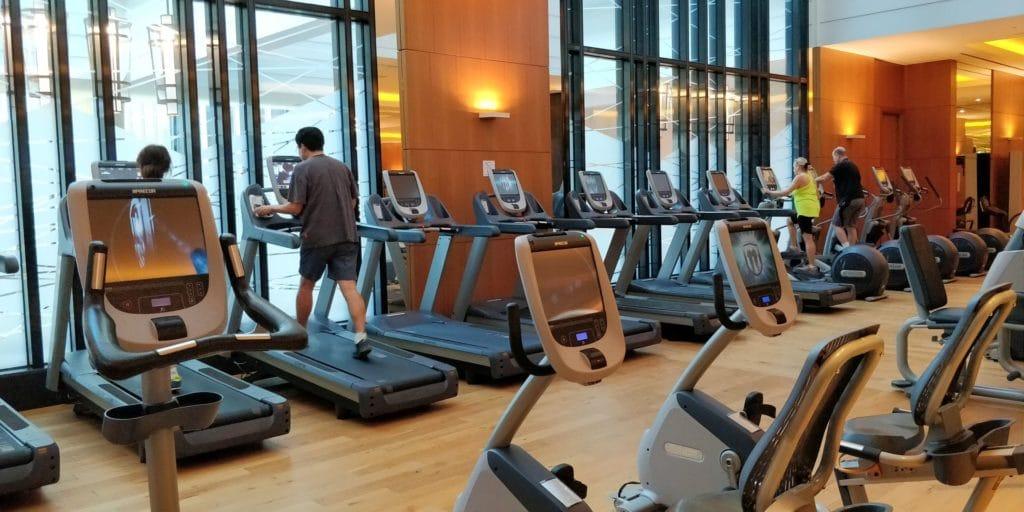 Conrad Seoul Fitness 2