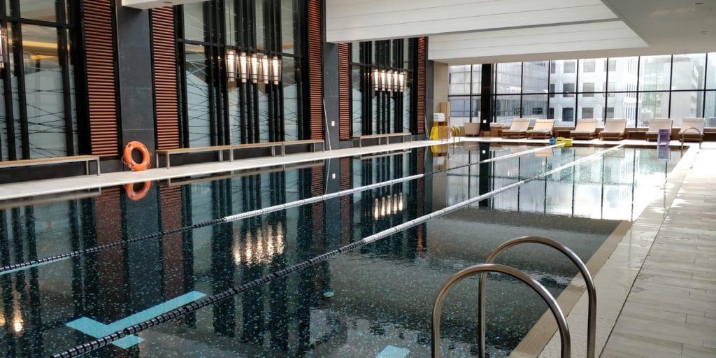 Conrad Seoul Pool 2