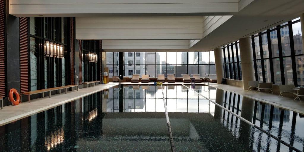 Conrad Seoul Pool 3