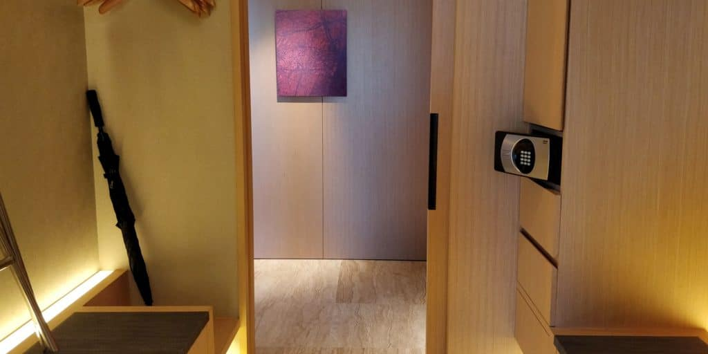 Conrad Seoul Suite Eingang