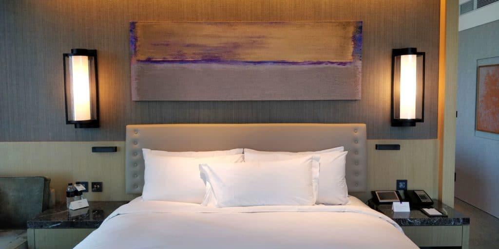 Conrad Seoul Suite Schlafzimmer 4