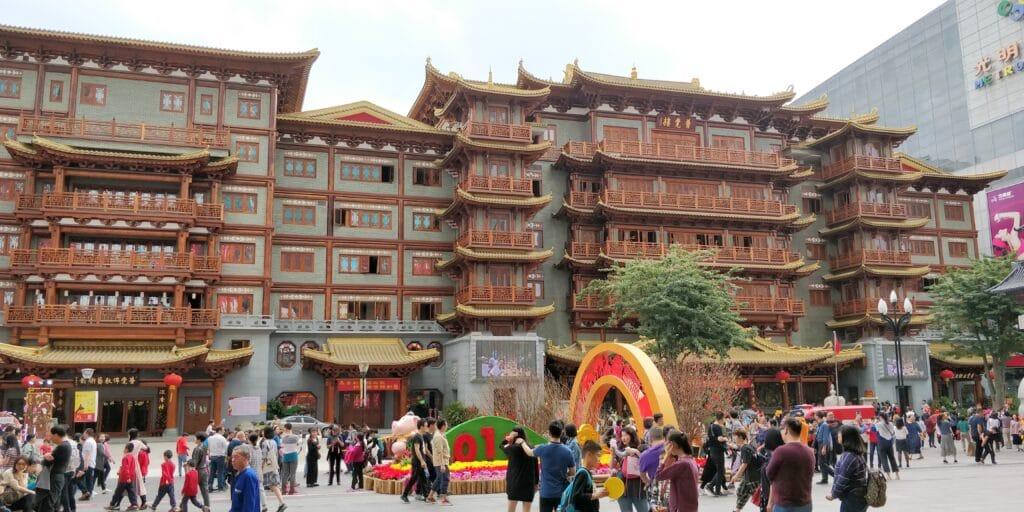 Dafo Temple Guangzhou 2