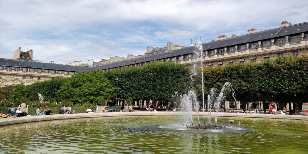 Domaine National Du Palais Royal Paris 2