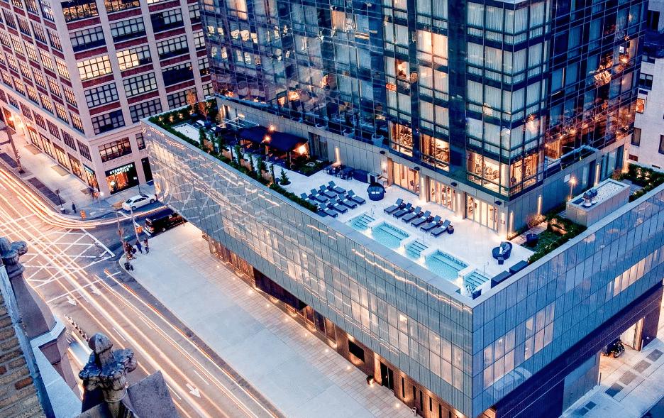 Dominick New York Pool