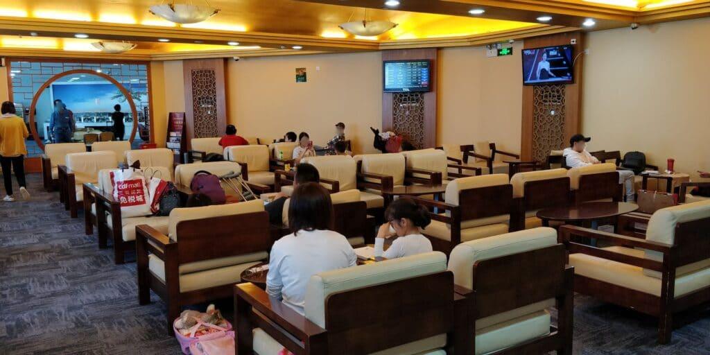 First Class Lounge Sanya Terminal 1 5