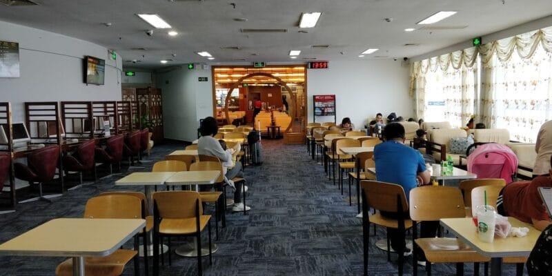 First Class Lounge Sanya Terminal 1