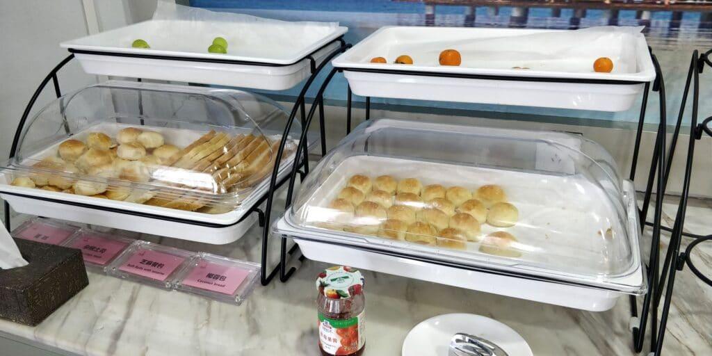 First Class Lounge Sanya Terminal 1 Buffet 2