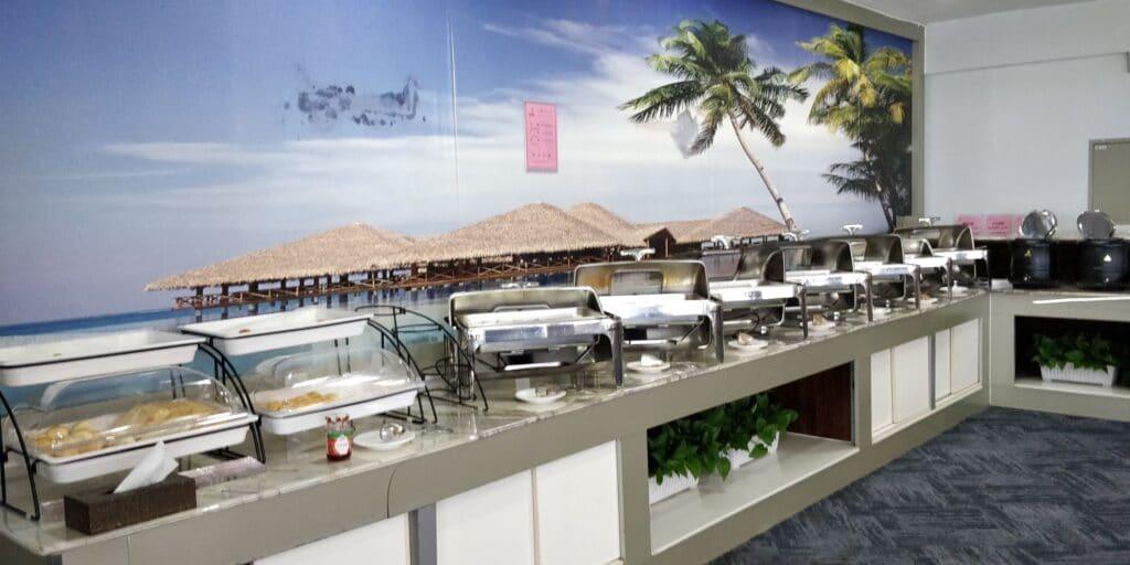 First Class Lounge Sanya Terminal 1 Buffet 6