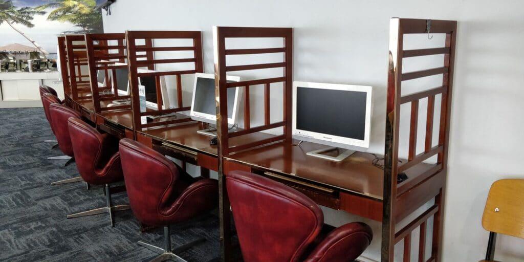 First Class Lounge Sanya Terminal 1 Business Center