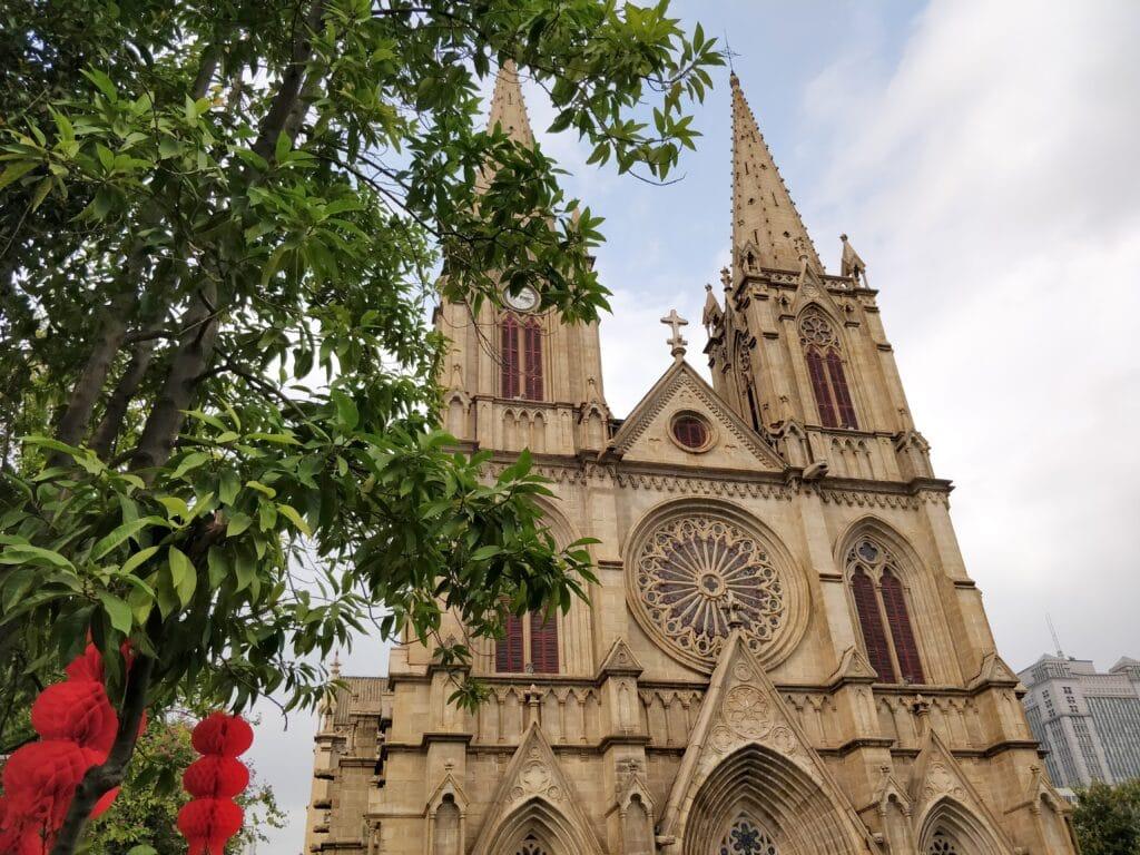 Guangzhou Cathedral 2