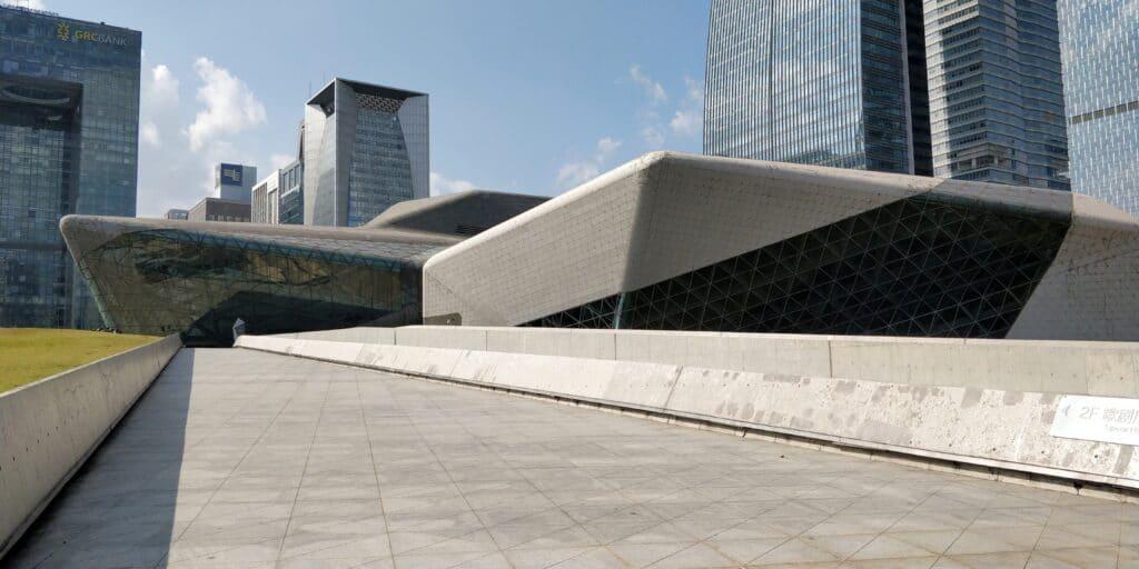 Guangzhou Opera House 2