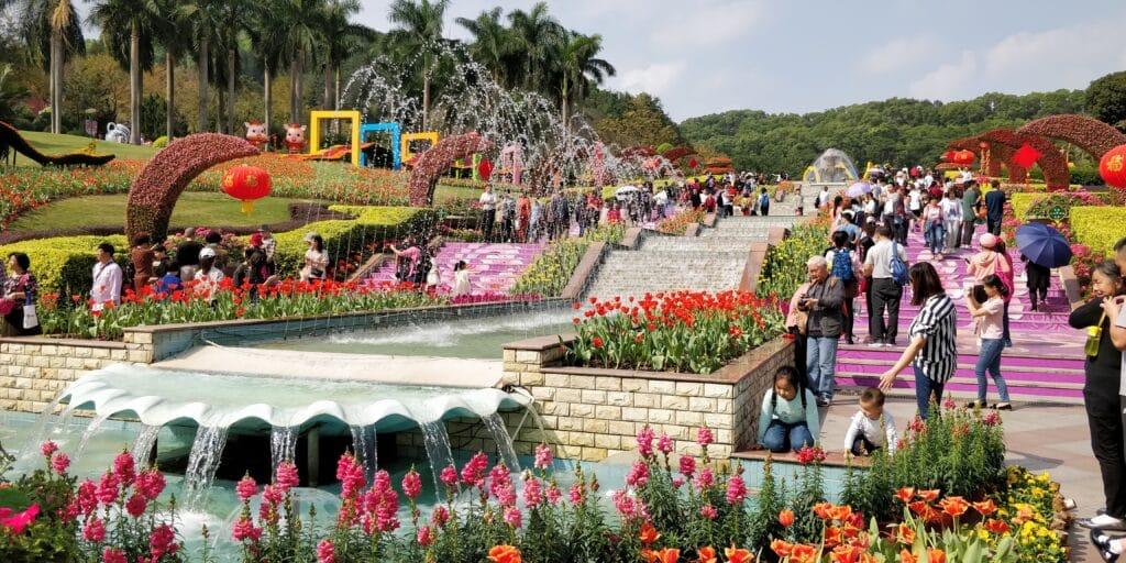Guangzhou Yuntai Garden 15