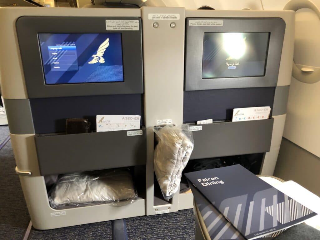 Gulf Air Business Class Sitz