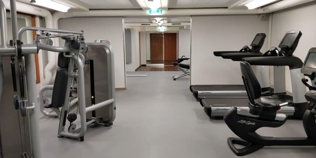 Hilton Zürich Airport Fitness 3