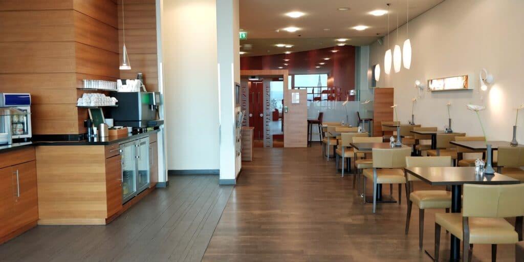 Hilton Zürich Airport Lounge