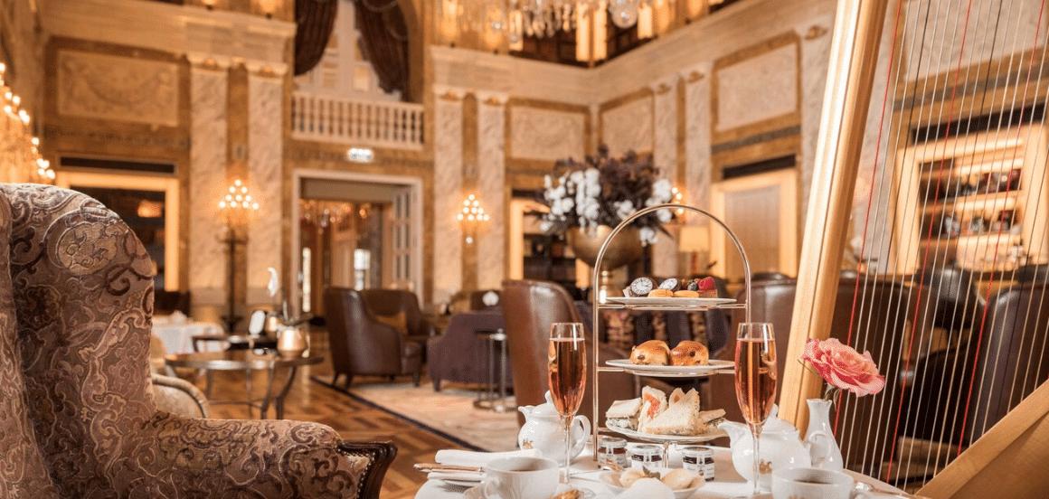 Hotel Imperial Wien Restaurant