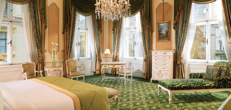 Hotel Imperial Wien Suite