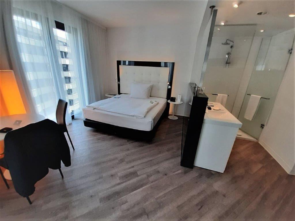 Innside Frankfurt Ostend Zimmer