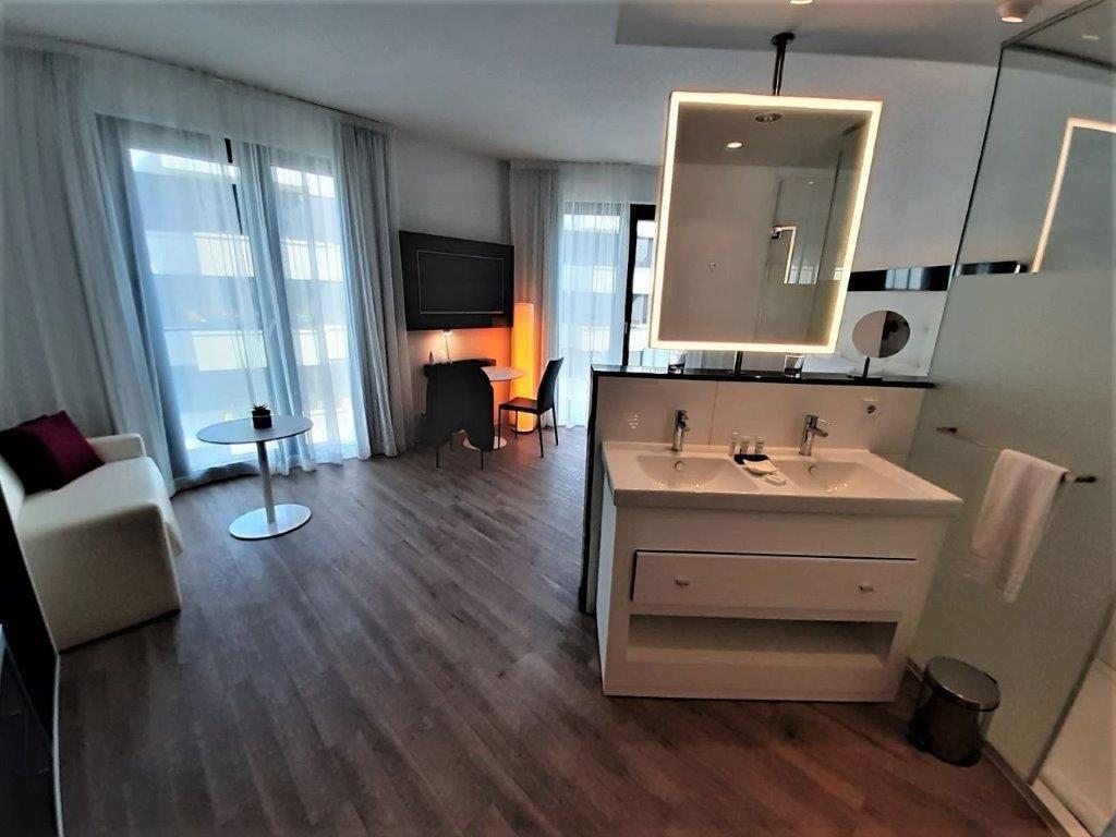 Innside Frankfurt Ostend Zimmer 2