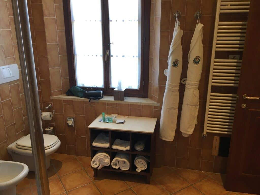 La Bagnaia Resort Siena Bad