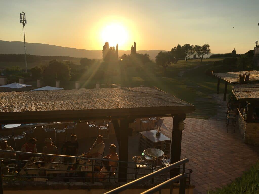 La Bagnaia Resort Siena Poolbar
