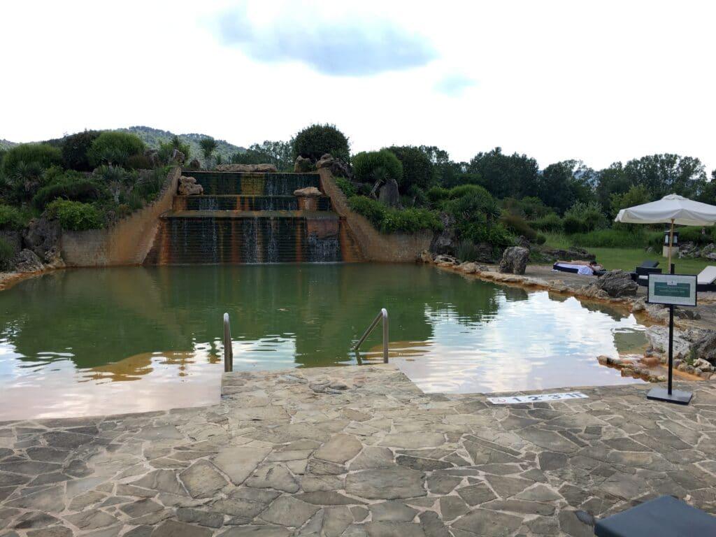 La Bagnaia Resort Siena Spa Außenpool